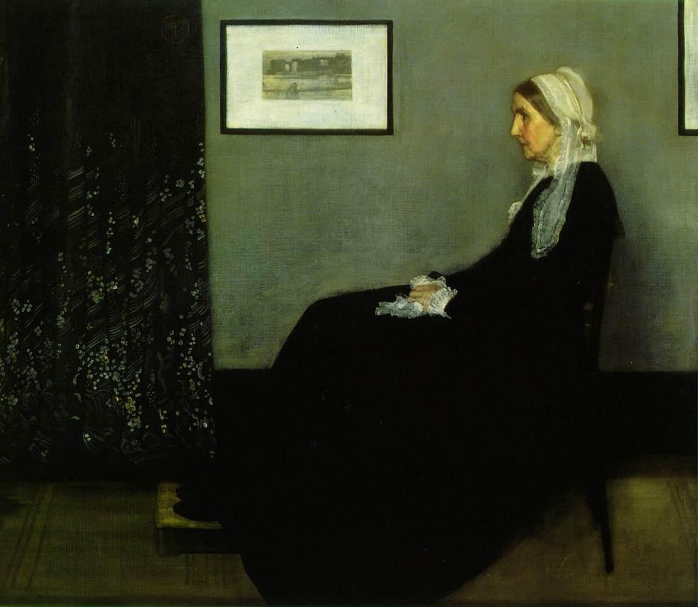 Whistleru2019s Mother u00ab quintessentialruminations