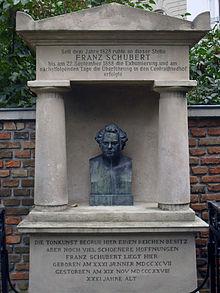 Schubert-grave(1827)