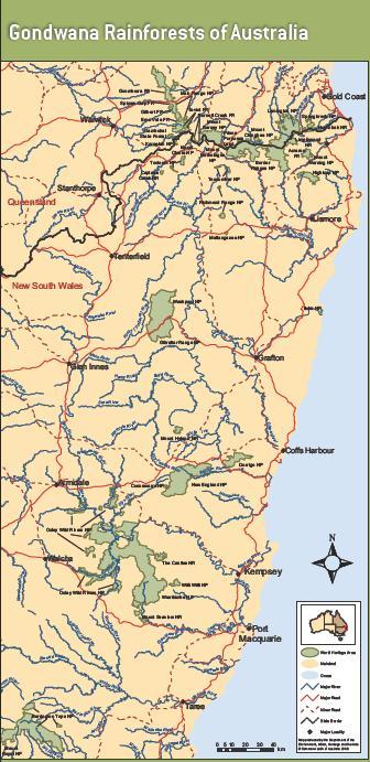 Gondwana-Rainforest-map