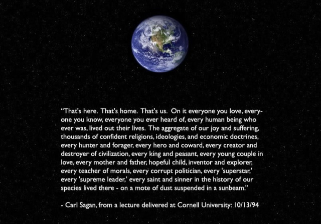 Pale-blue dot