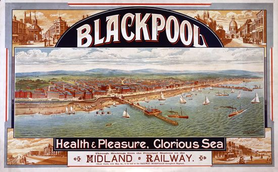 Seaside(I)-Blackpool