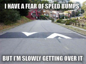 Speed-bumps