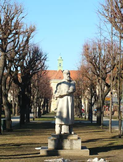 Billroth-monument