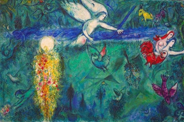 Chagall-Eden