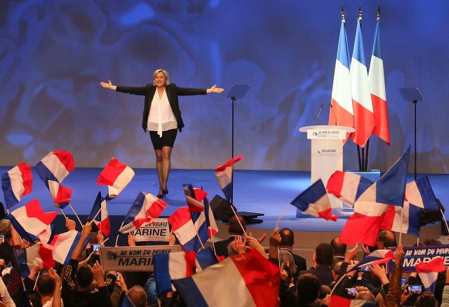 France Election Le Pen